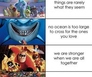disney, pixar, and awesome image