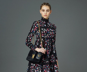 Valentino, boots, and dress image