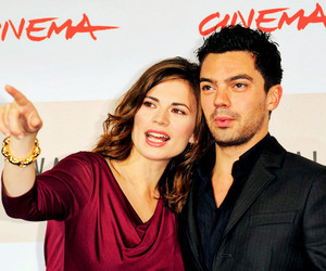 dominic cooper, agent carter, and marvels agent carte image