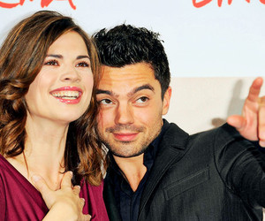 dominic cooper, agent carter, and hayley atwell image