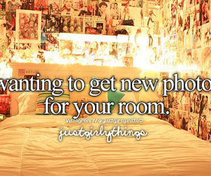 photos, room, and just girly things image
