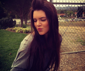 kendall jenner, hair, and jenner image