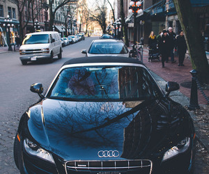 audi, car, and luxury image