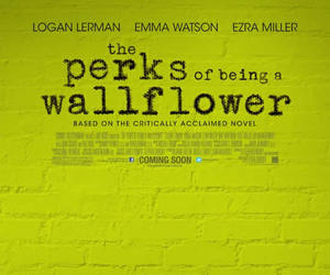 emma watson, logan lerman, and the perks of being a wallflower image