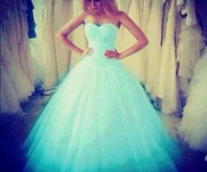 dress, fashion, and beutifull image