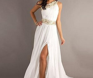 evening dress image