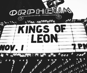 band, caleb followill, and kings of leon image