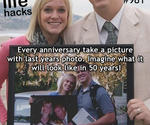 love, anniversary, and couple image