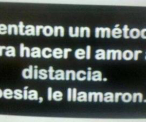 love, poesia, and distancia image