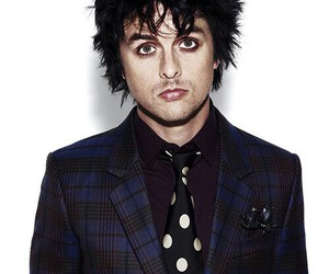 billie joe armstrong, green day, and vintage image