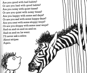 zebra, quotes, and question image