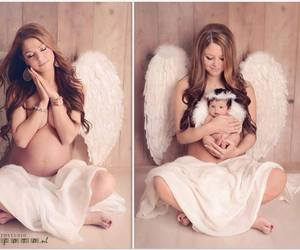 baby, girl, and love image