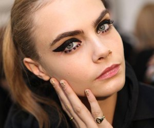 model, cara delevingne, and perfect image