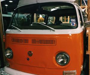 bus, california, and coachella image