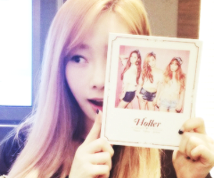 icons and taeyeon image