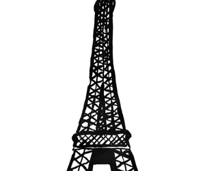 bonjour, eiffel tower, and france image