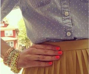 shirt and skirt image