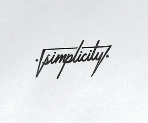 simplicity, quotes, and black and white image