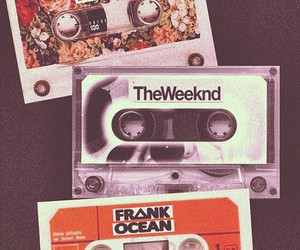 lana del rey, frank ocean, and music image