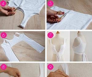 blanco, idea, and ropa image
