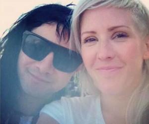 Ellie Goulding and skrillex image