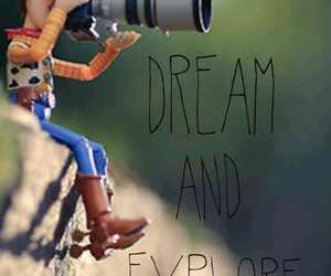 toy story, camera, and toy image