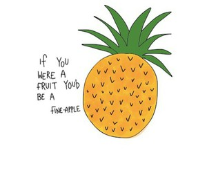 pineapple and fineapple image