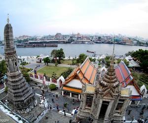 bangkok and วัดอรุณฯ image