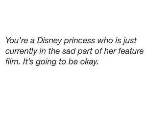 princess, disney, and quotes image