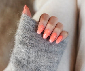 nails, style, and girly image