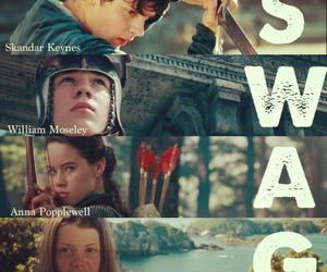 narnia, swag, and georgie henley image