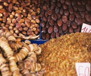 morocco, nuts, and travel image