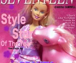 90s, barbie, and beauty image