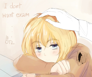 adorable, blonde, and anime image