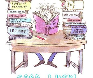 english and studying image