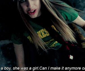 Avril Lavigne, boy, and girl image