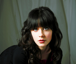 coloring, mine, and zooey deschanel image