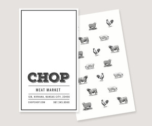 branding, meat, and printable image
