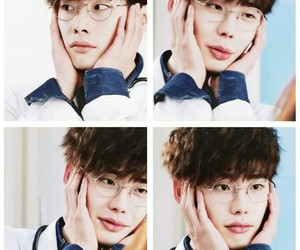 waw glasses handsome image