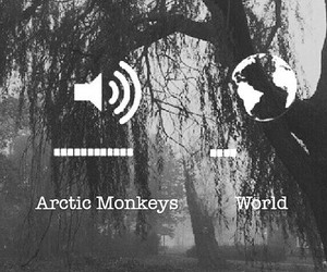 arctic monkeys, music, and world image