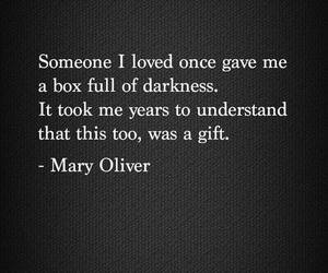 quotes, love, and Darkness image