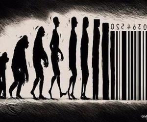 evolution and society image