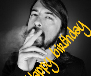 always, birthday, and dave grohl image