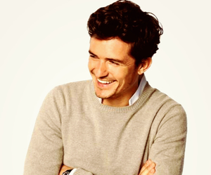 orlando bloom and the hobbit image