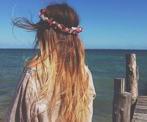 boho, hippie, and rad image