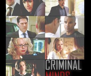 criminal minds, jj, and aaron hotchner image