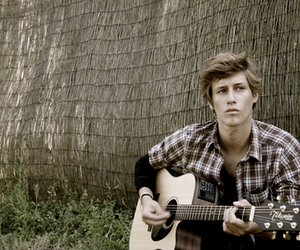 actor, guitar, and jean-baptiste maunier image