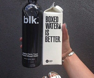 water, blk, and grunge image