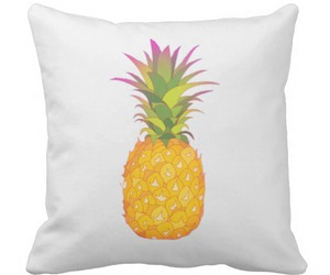pillow, pineapple, and ornaart image
