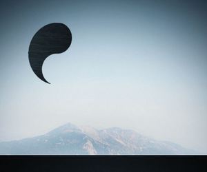 black, hipster, and mountains image